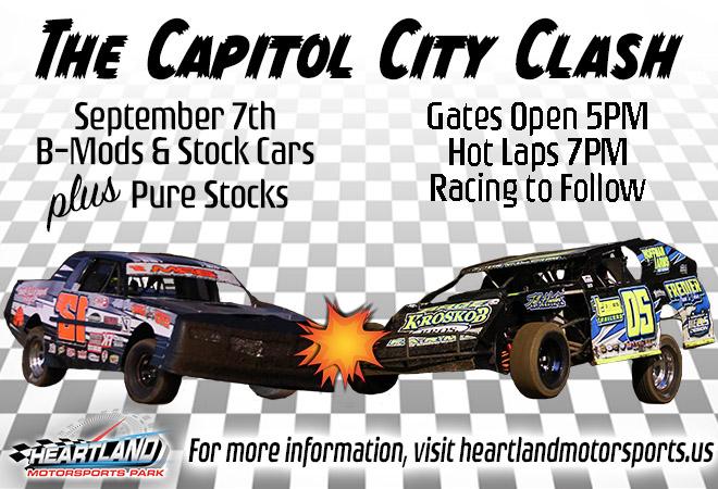Heartland Motorsports Park | Heartland Motorsports Park Adds Third